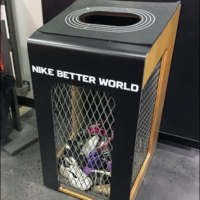 Nike Shoe Recycling 3