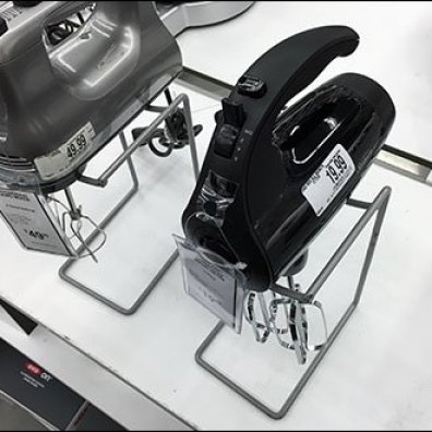 Hand Mixer Open Wire Table Stand 1