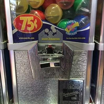 Gumball Machine Bank 3
