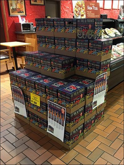 Fat Tire & Friends Collaboration Pack 1