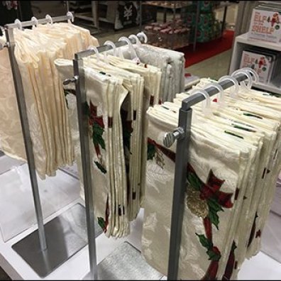 North Pole Napkin Table Stands 3