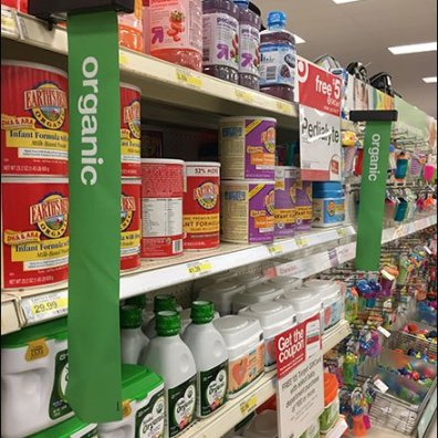 Organic Shelf-Edge Category Definition