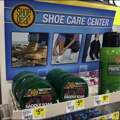 Shoe Gear Compact Shoe Care Center PowerWing Category Definition