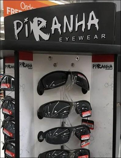 Piranha Sunglass Spinner 3