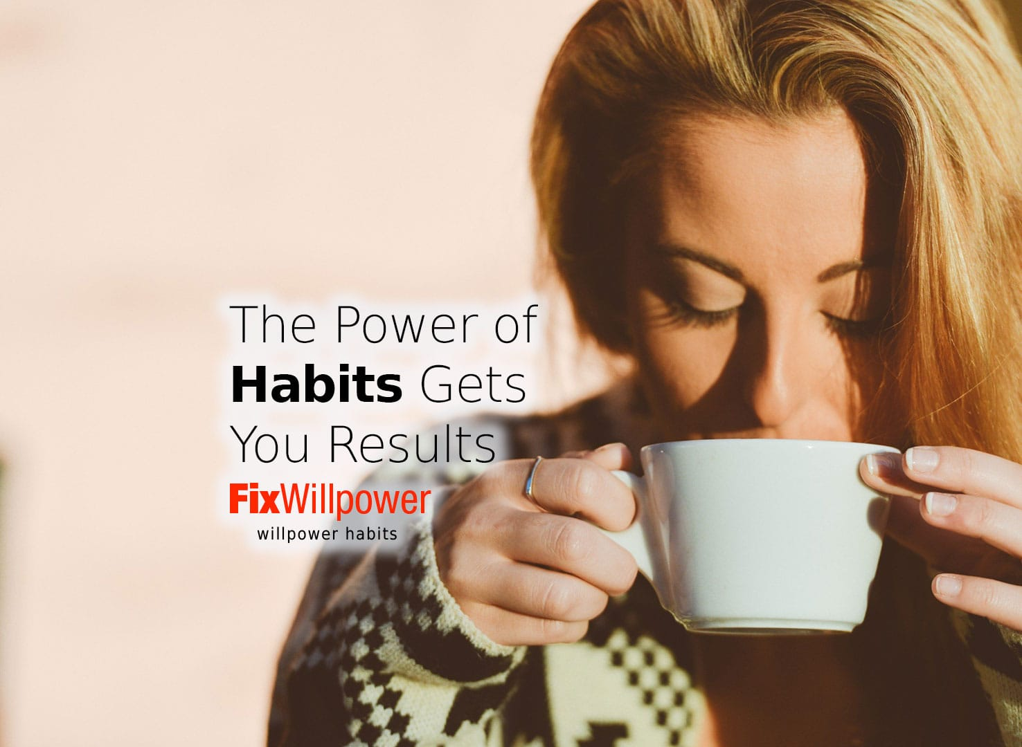How The Power Of Habits Gets You Results 2 Books Videos