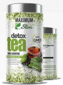 Maximum Slim Detox Tea