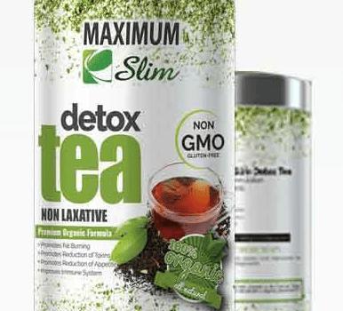 Maximum Slim Organic Detox Tea