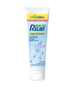 The Healthy Back Institute Rub on Relief