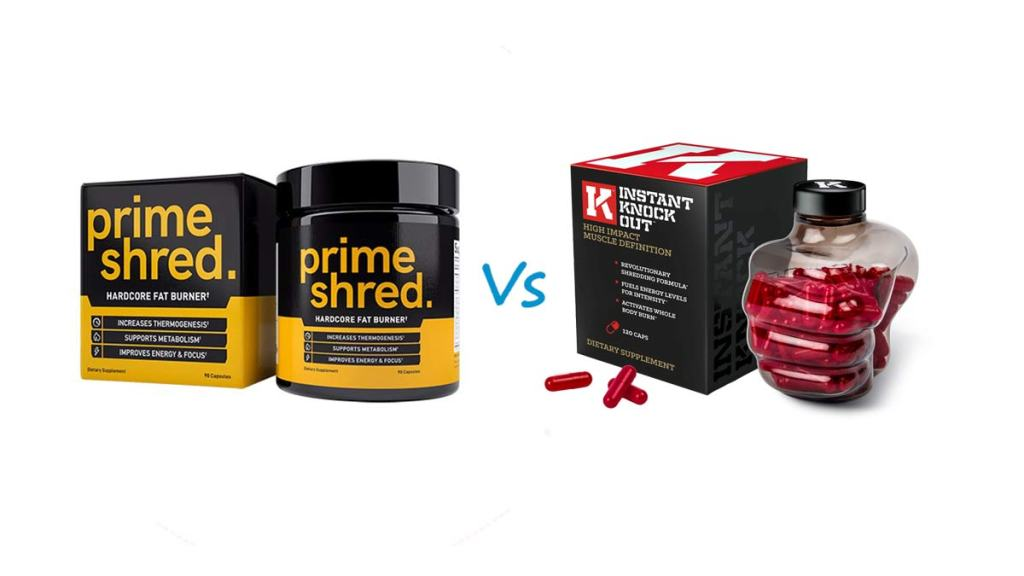 PrimeShred vs Instant Knockout