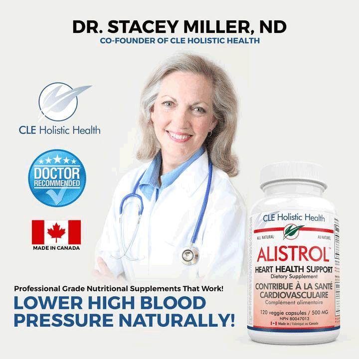 Alistrol Dr Stacey Miller ND