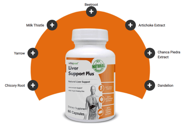Liver Support Plus Ingredients