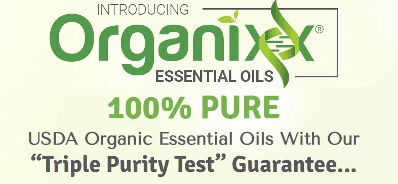 Organixx Oil Fix 100% Pure
