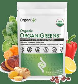 Organixx Organigreens Review