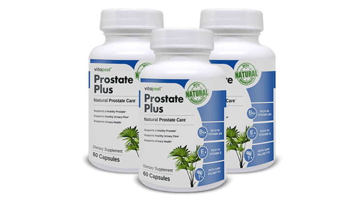Vitapost Prostate Plus Fix Your Nutrition
