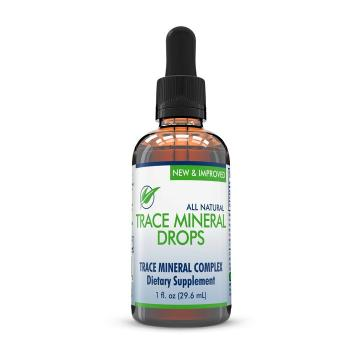 CLE Holistic Health Trace Mineral Drops Review
