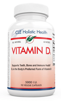 CLE Holistic Health Vitamin D3 Review