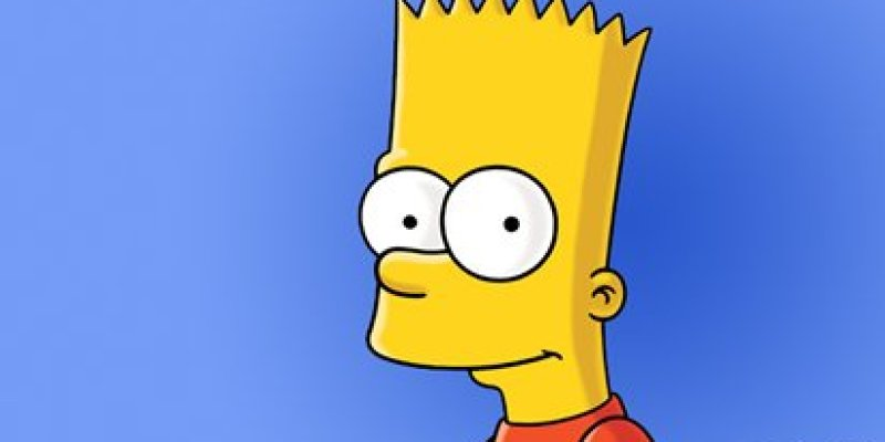 Bart Simpson Every ChalkBoard Quote .. (6)