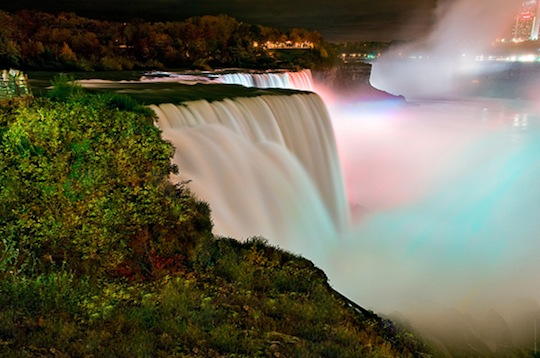 Stunning waterfall images wallpapers HD  (1)