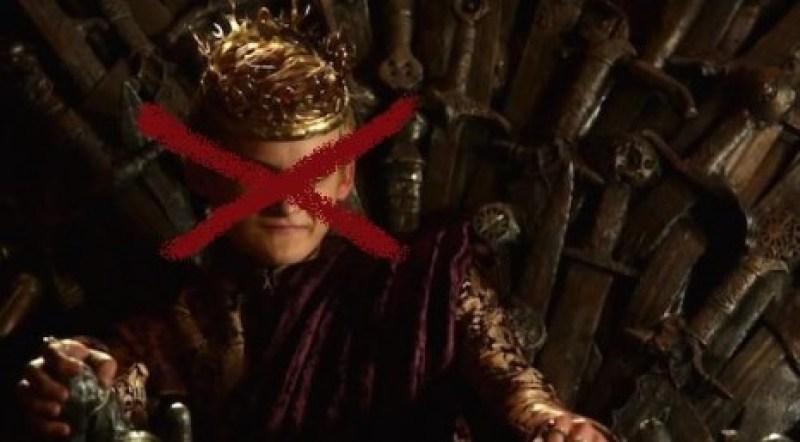 Joffrey Must Die: Six Ways to Kill the King
