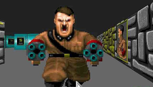 Free, Browser-Based 'Wolfenstein 3D' Released by Bethesda (1)