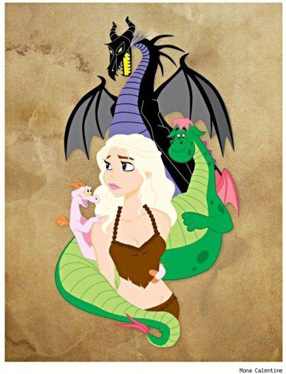 Daenerys Art (2)