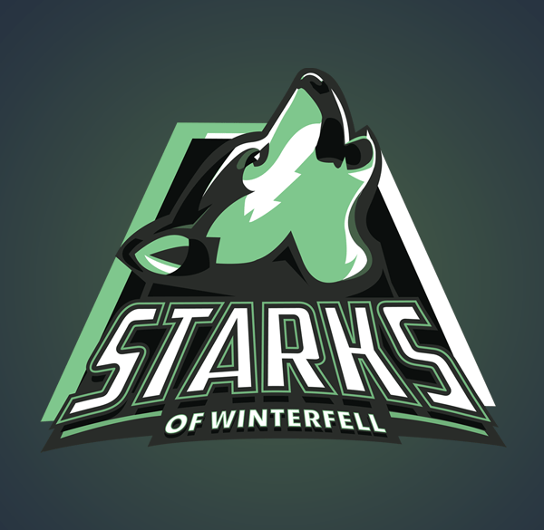 Game Of Thrones Sports Logo (4)