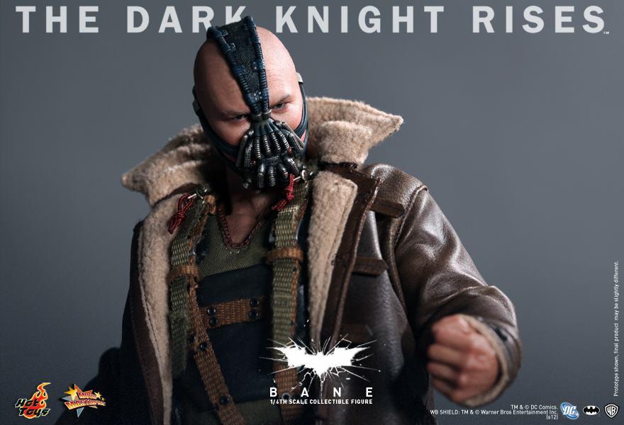 Hot Toys' 'The Dark Knight Rises' Bane (12)
