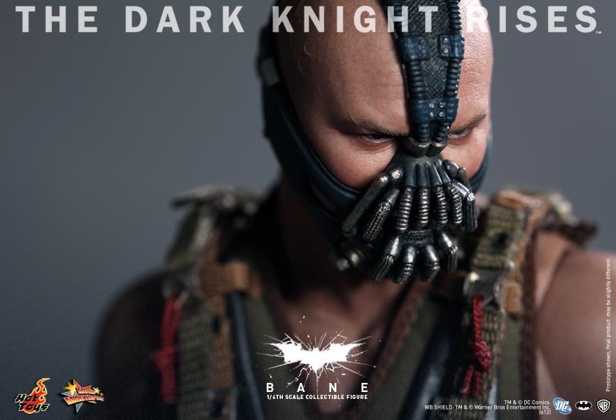 Hot Toys' 'The Dark Knight Rises' Bane (10)