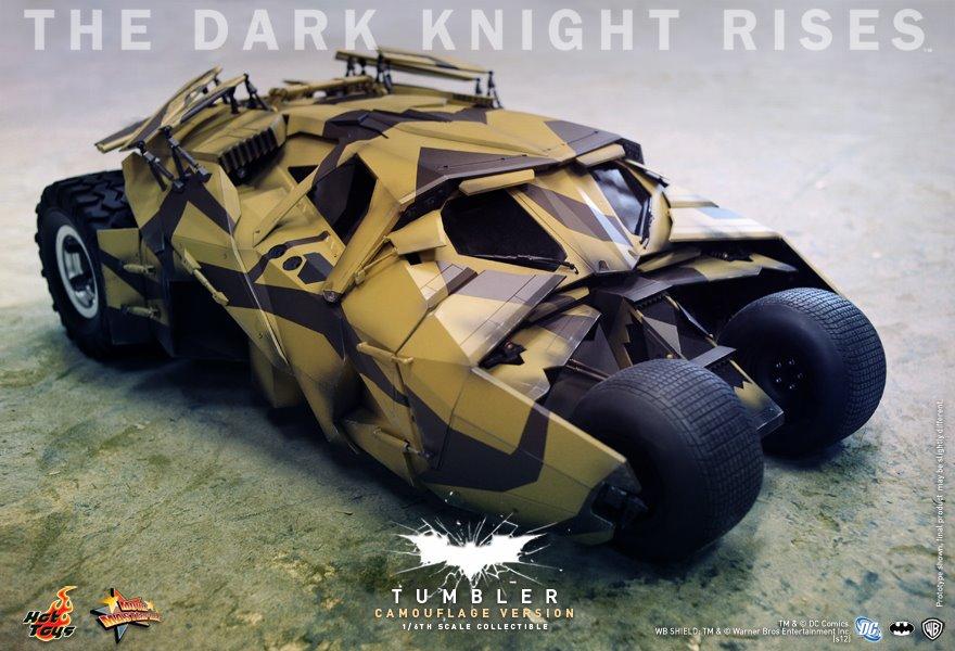 Hot Toys' 'The Dark Knight Rises' Bane (2)
