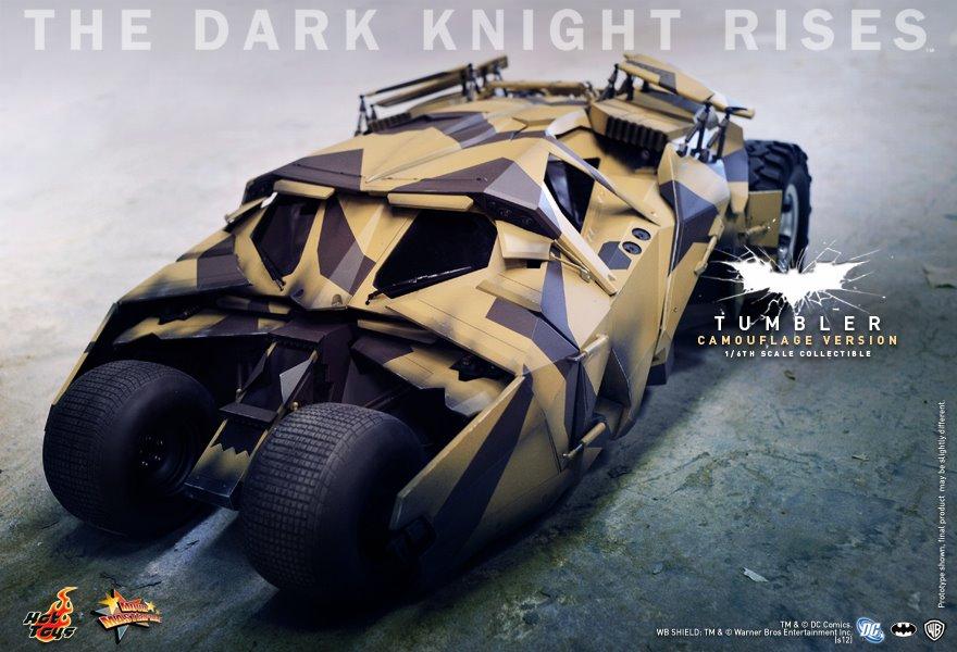 Hot Toys' 'The Dark Knight Rises' Bane (1)