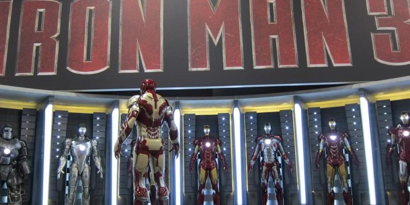New Iron Man 3 Armor Revealed (1)