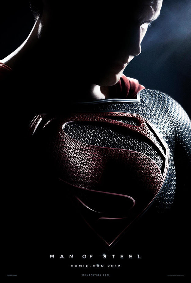 MAN OF STEEL Teaser Officially Released!