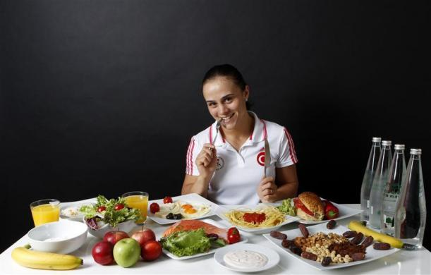 Turkish wrestler and Olympic hopeful Elif Jale Yesilirmak