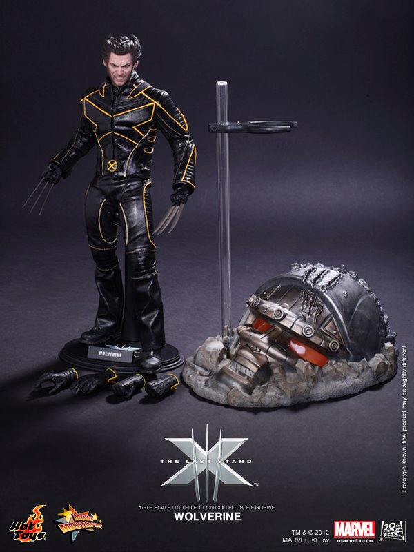 hot toys wolverine (3)