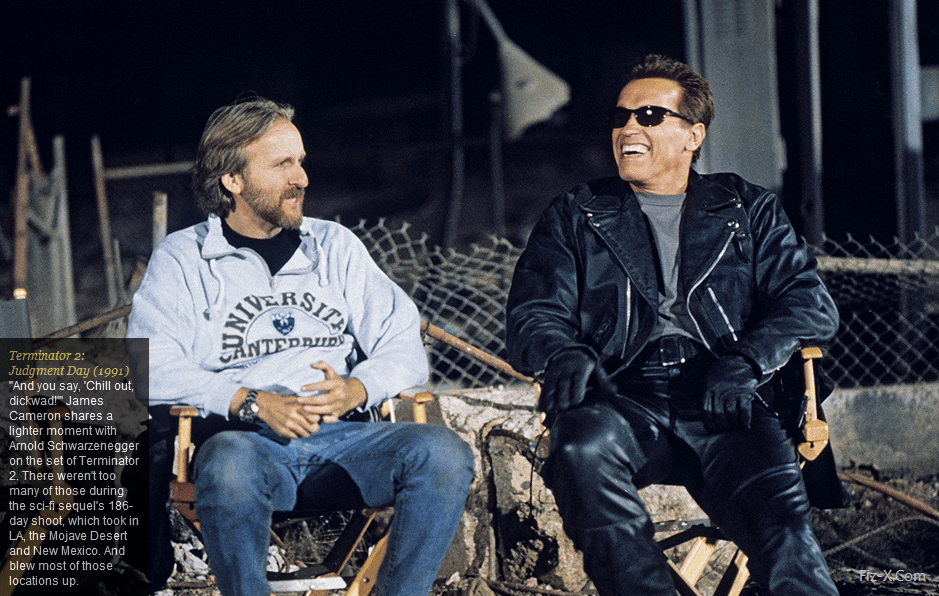 Greatest Behind-The-Scenes Photos (1)