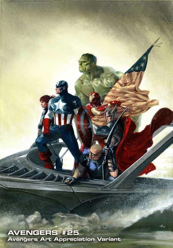 Avengers Art (8)
