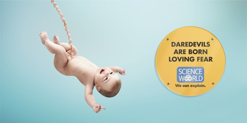 Science World HUGELY Creative AD Campaign (2)