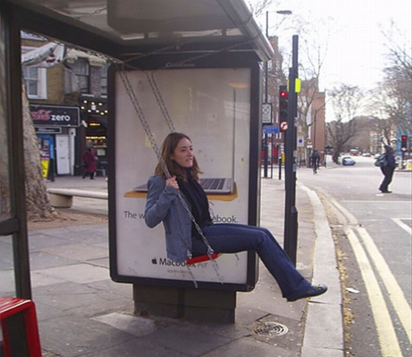 cool and creative bus stop ads (19)
