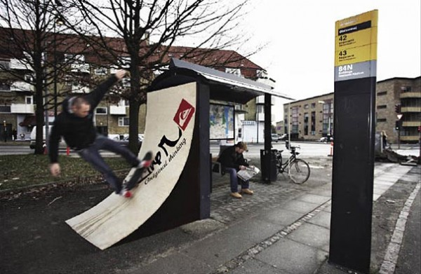 cool and creative bus stop ads (2)