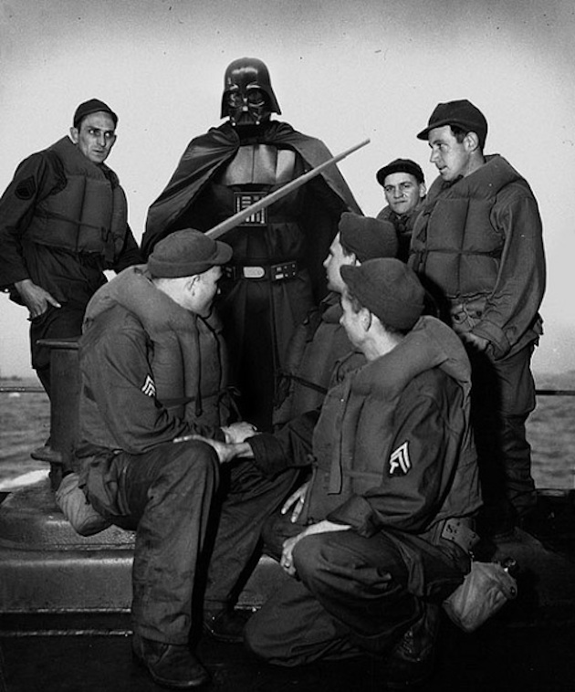 historic photographs with Super Heroes (8)