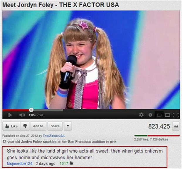 Best Of Funny YouTube Comments