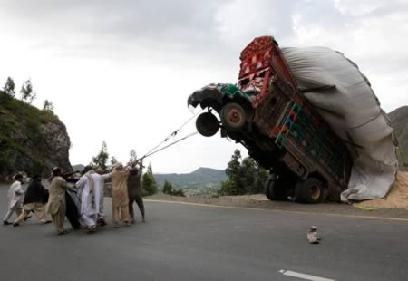 10 Oddest Photos Of 2012