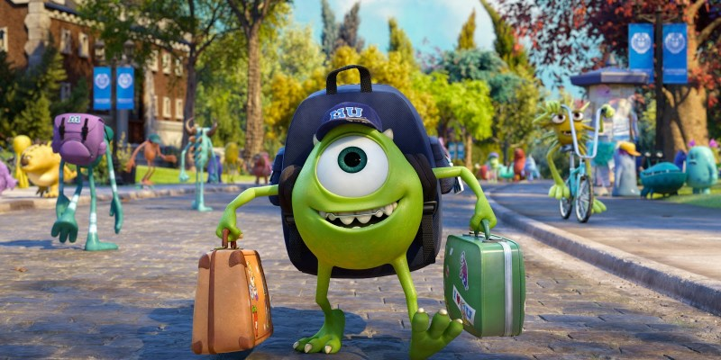 MONSTERS UNIVERSITY - Hilarious Full UK Trailer!