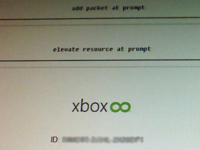 Leaked Next Xbox Logo