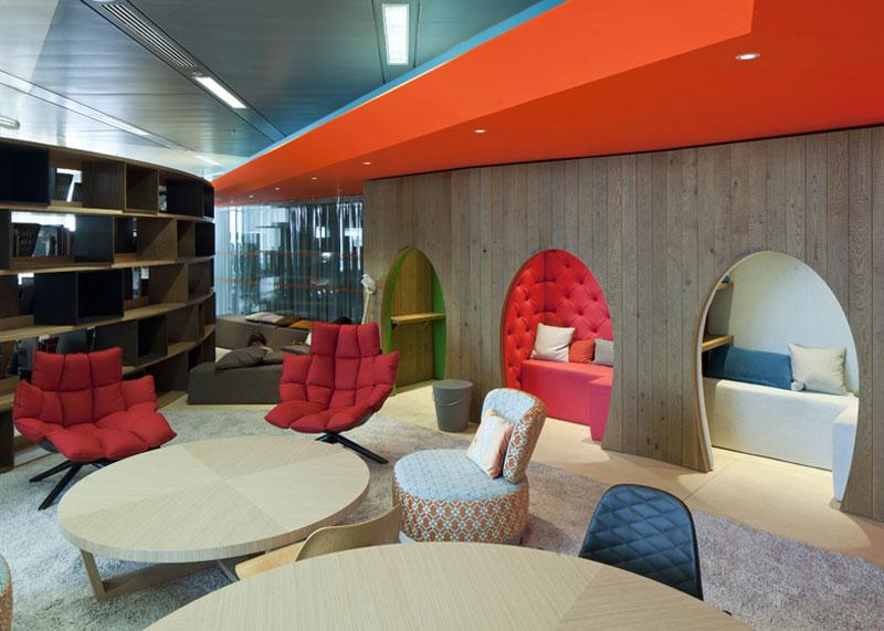 Google's Headquarters in London