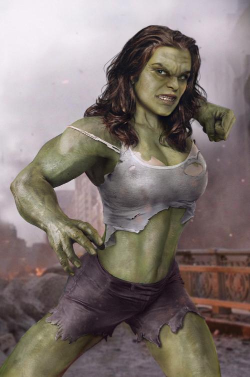 Female Avengers