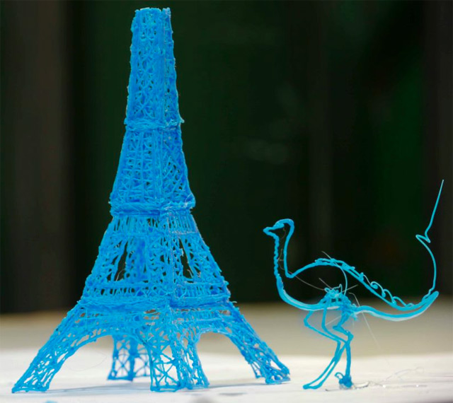 World's First 3D Printing Pen