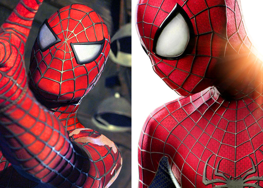 spider man 2 costume