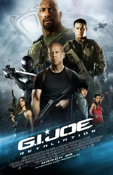 G.I. JOE: RETALIATION - First Film Clip