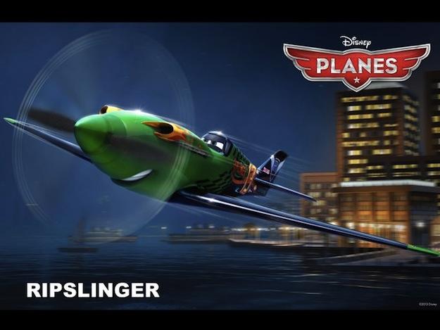 Planes-Ripslinger